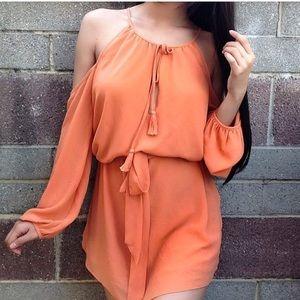 """""""Orange you glad it's Friday"""" dress"""